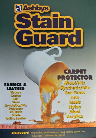 Stain Guard Carpet Protector